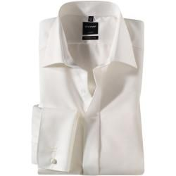 Photo of Camisa de smoking Olymp Luxor, ajuste moderno, New Kent, bege, 39 Olymp