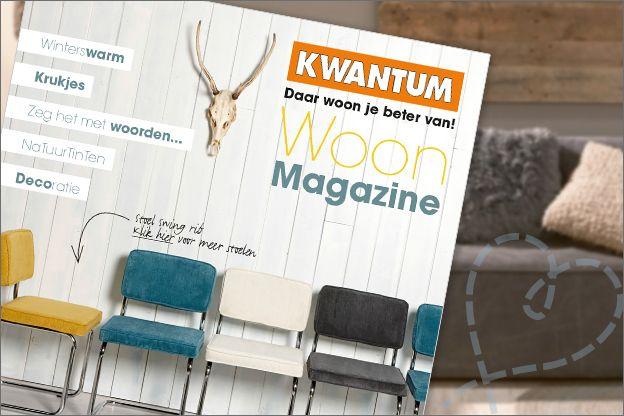 Woonmagazine Kwantum