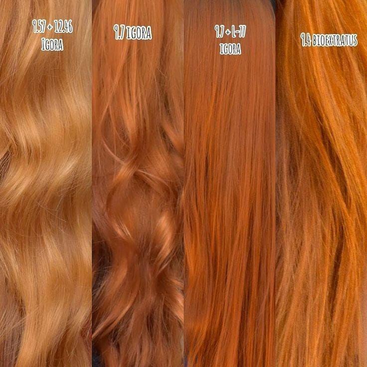 "Photo of Beautifull & Fashion on Instagram: ""#colores de #cabello hermosos 🙈 💞 😍"""