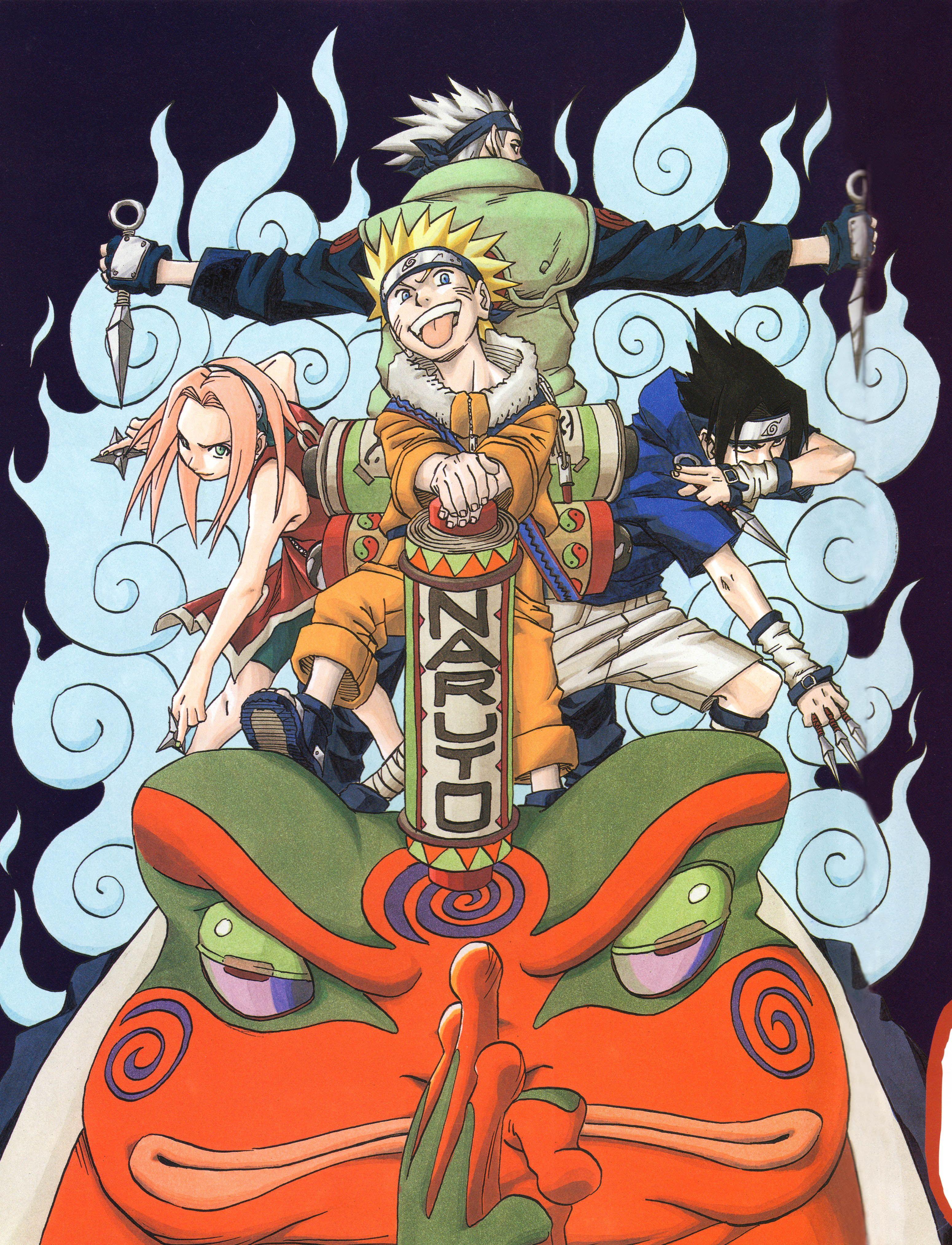 Naruto season 1 wallpaper Naruto Shippuuden Masashi
