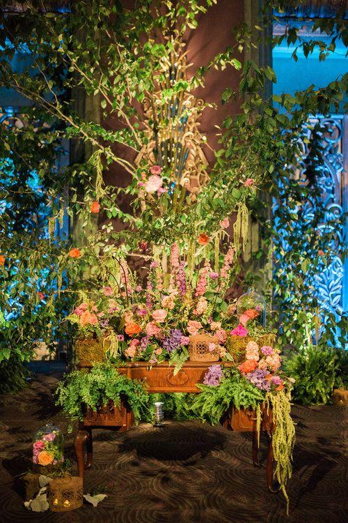 Ceremoney at The Hilton Netherland Plaza Hotel Continental