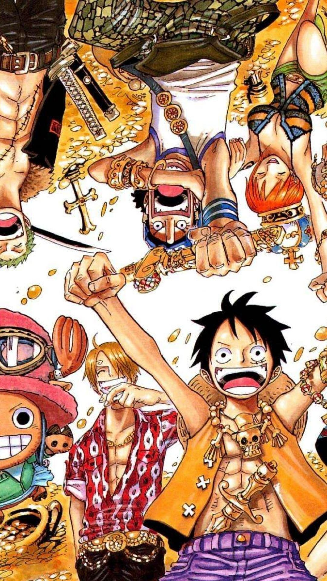 Pin by A N on One Piece (With images) One piece