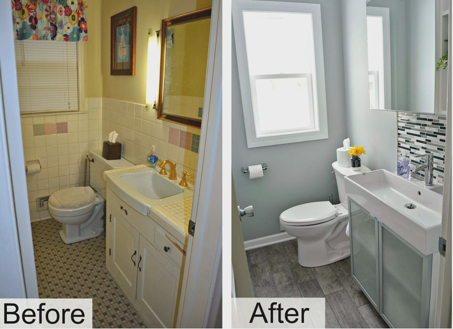 Simple Bathroom Renovation Wpa Wpart Co