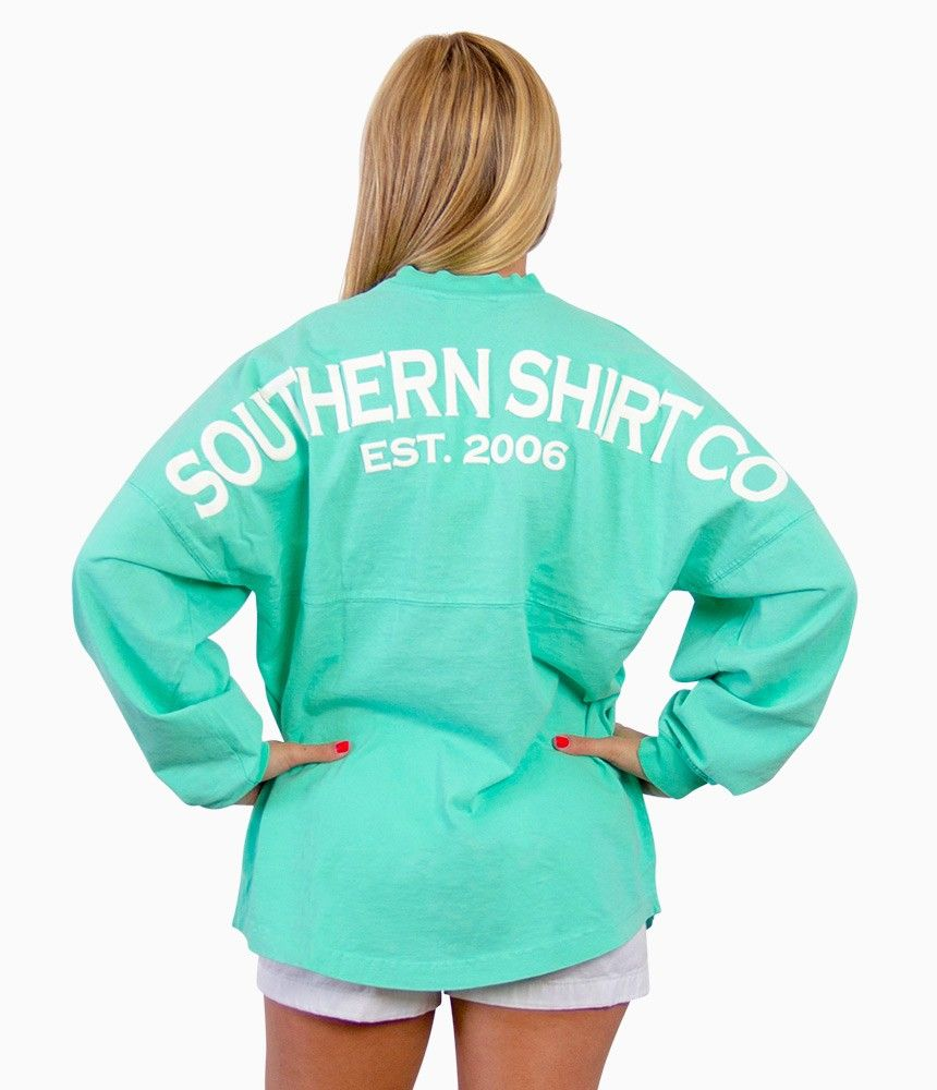 Crewneck Jersey Pullover - Bestsellers - Shop | The Southern Shirt ...
