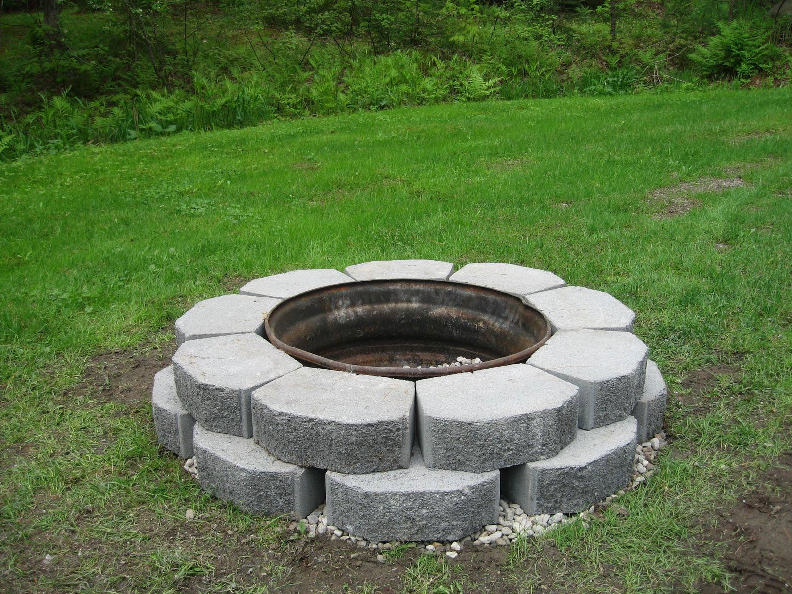 50 Easy DIY Fire Pit Design Ideas For 2018