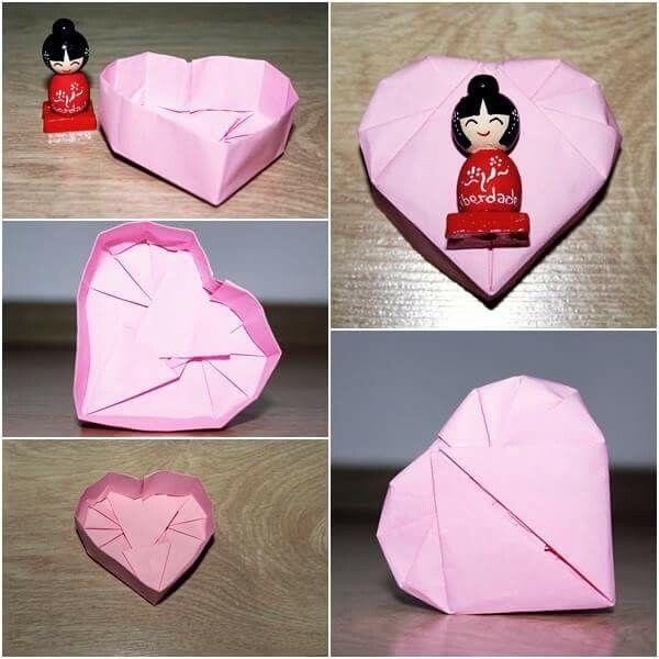 Caixinha de Coração