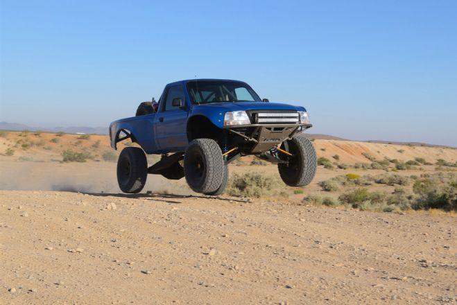 014 Ford Ranger Lsk Bfgoodrich Pro Comp King Rm Motorsports Wilwood Jumping Ford Ranger Ranger Ford