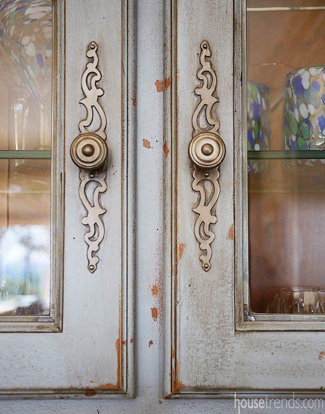 kitchen cabinets hardware photos | Country flair, Kitchen ...