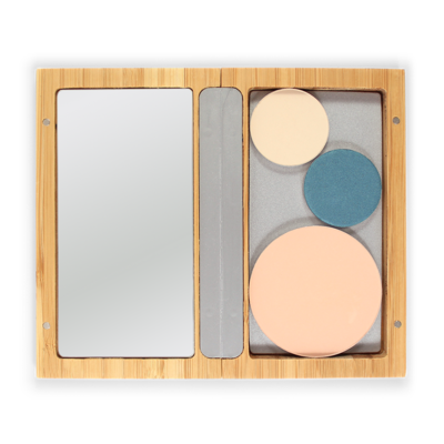 ZAO Makeup Bamboo Palette in 2020