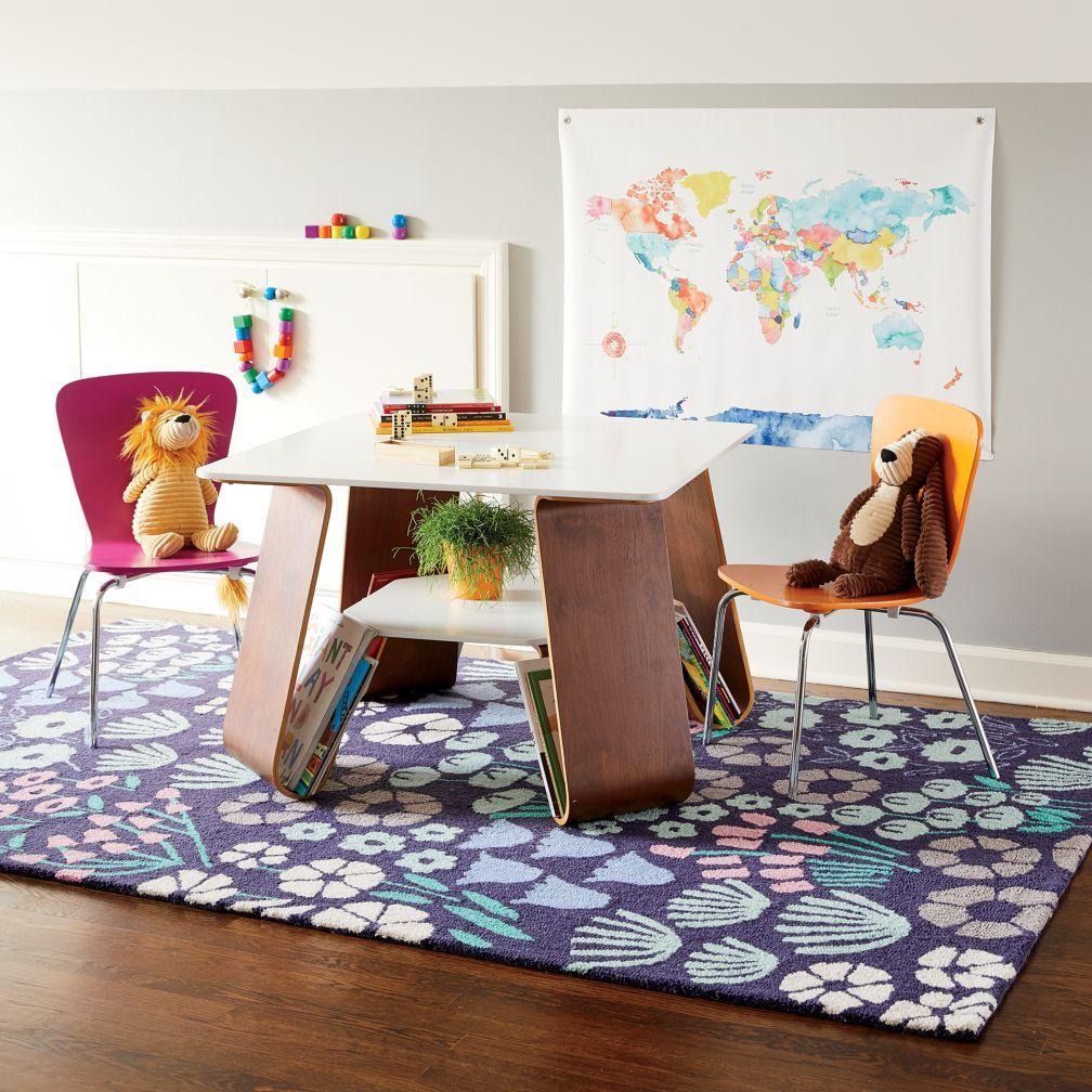 Esszimmermöbel schrank blue floral rug in   playroom  pinterest