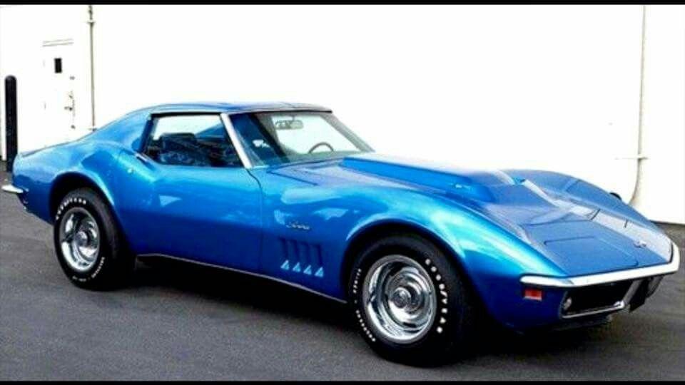 69 Corvette Stingray L88