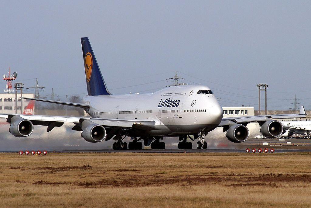 Lufthansa Fleet Boeing 747400 Details and Pictures