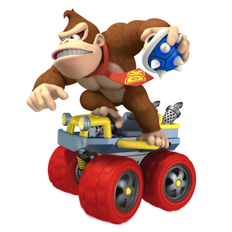 Donkey Kong Donkey Kong Mk7 Png Mario Kart Donkey Kong Mario