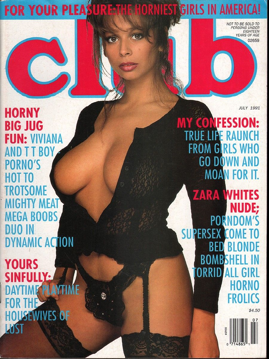 Nude magazines club