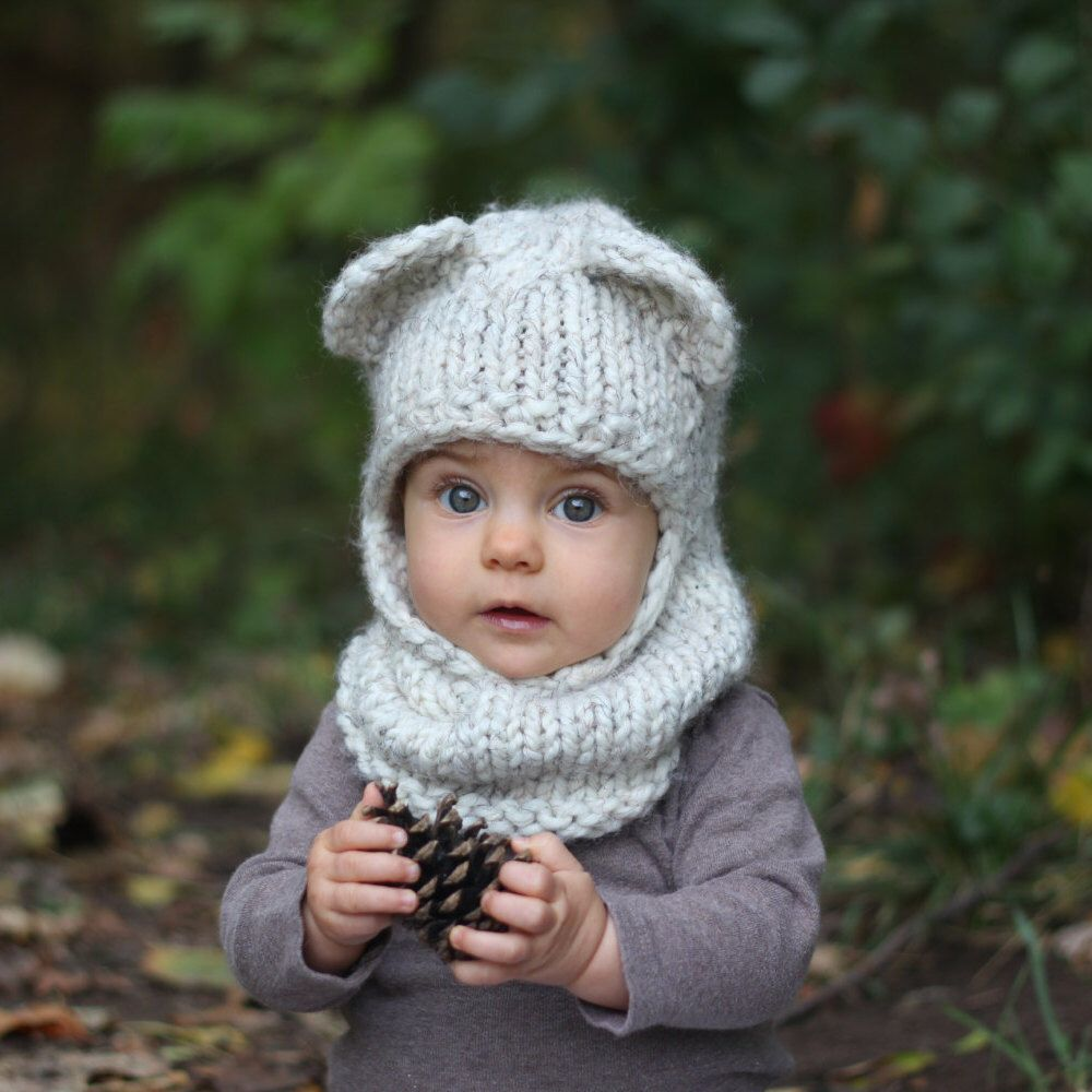 KNITTING PATTERN with crochet detailing - The Berkley Balaclava ...