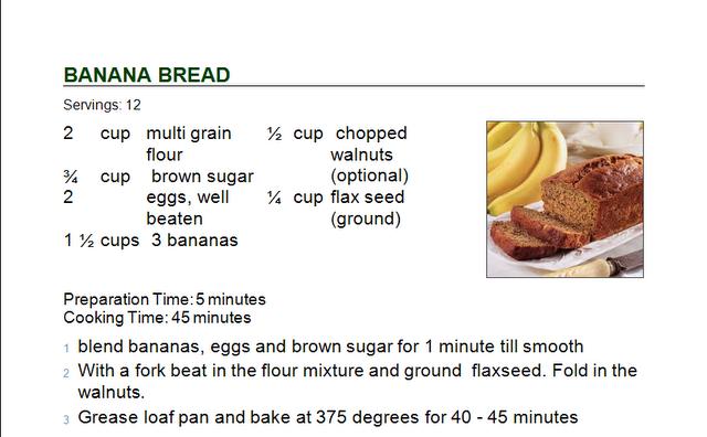 Banana Nut Bread Recipe Using Trader Joe S Multigrain Baking Mix