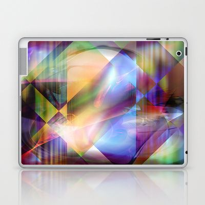 Vision X Laptop & iPad Skin by Fine2art - $25.00