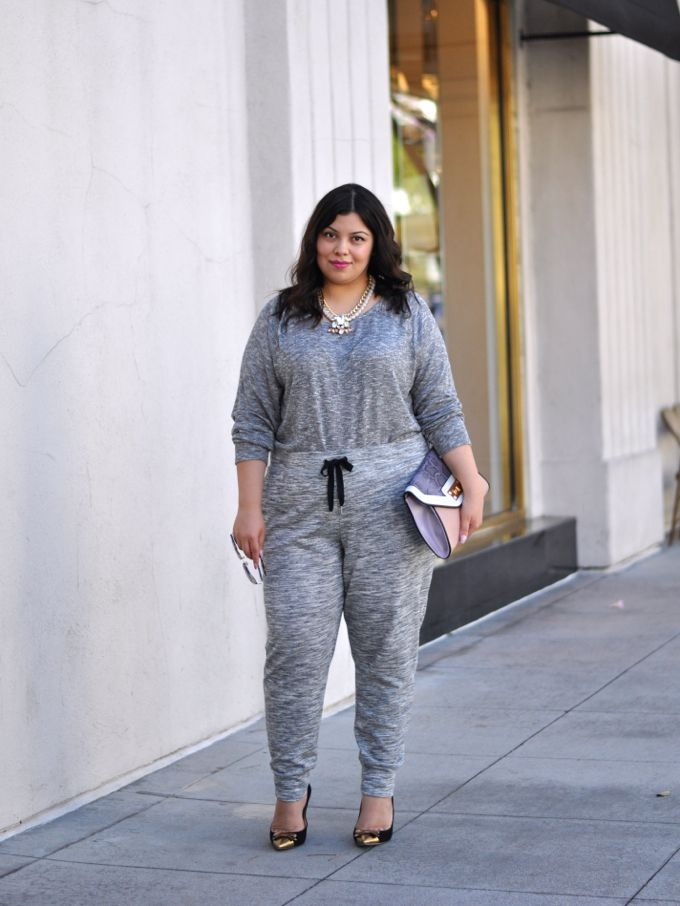 superb plus size jogger outfits