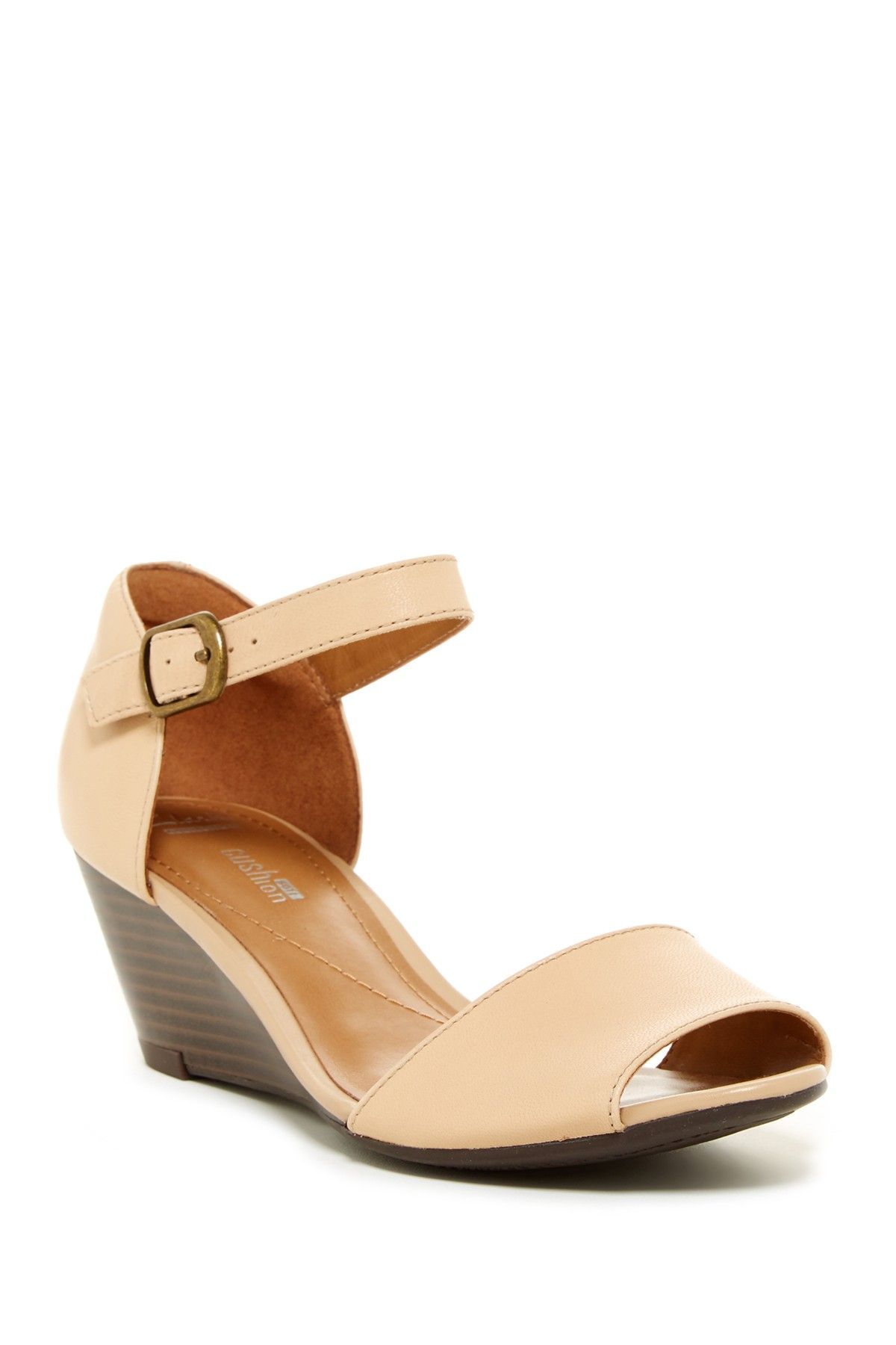 edbb4ea1600 Clarks - Brielle Drive Wedge Sandal at Nordstrom Rack. Free Shipping on  orders over  100.