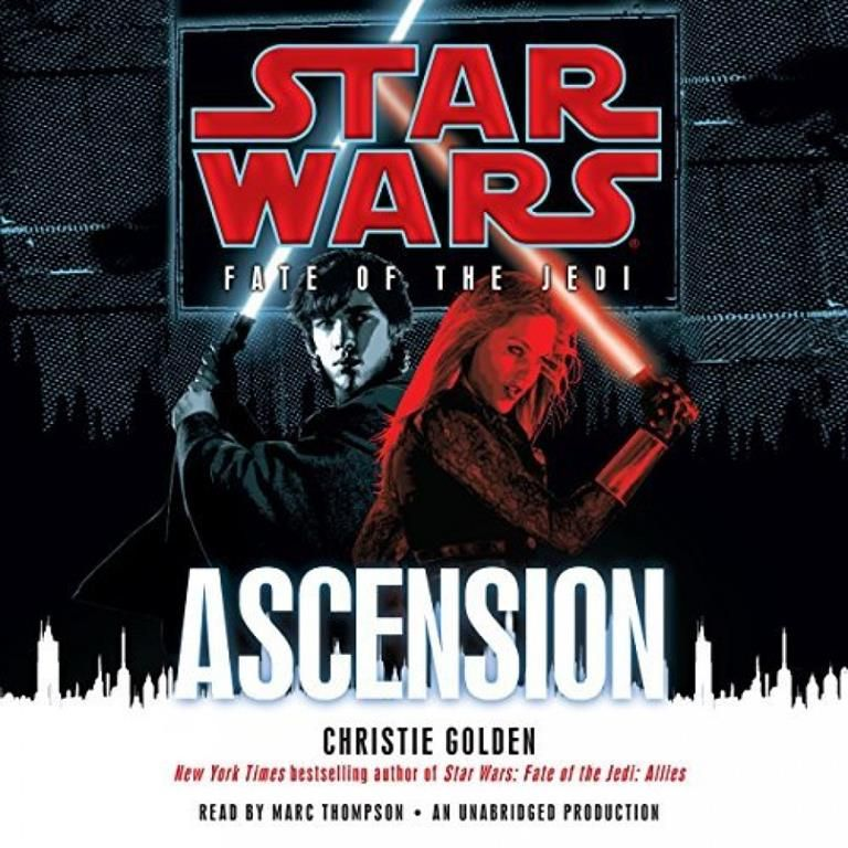 Star Wars Fate Of The Jedi Ascension Audiobook