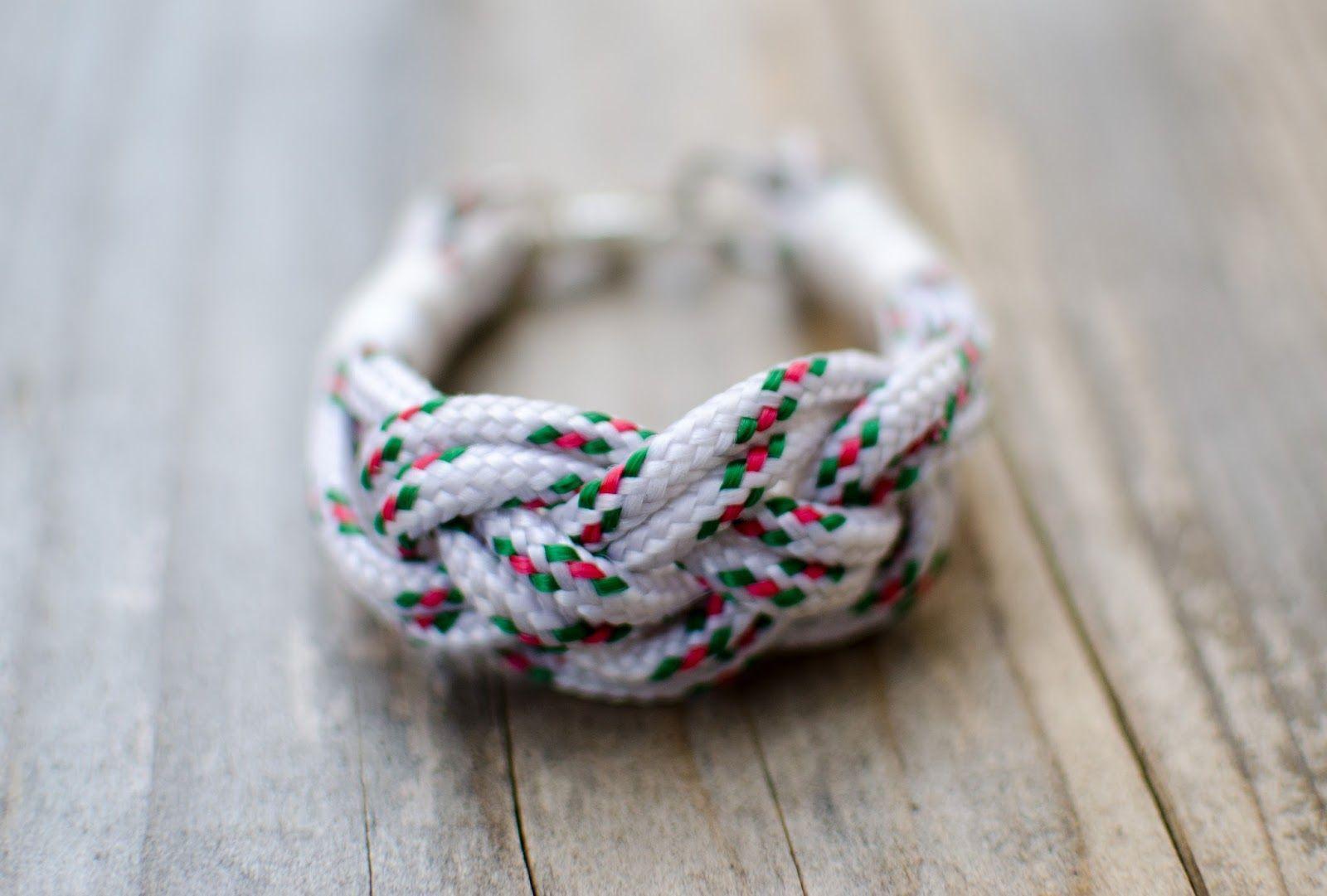 Diy nautical knot bracelets diy bracelets and knot bracelets