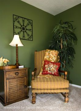 Love This Color Green Walls For Nursery