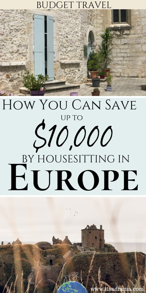House Sitting In Europe. How To Save $$$'s (& Get Chosen) - It's a Drama -  Looking to Travel Europe on a budget? Housesitting is a great way to save money while travelling! T - #Chosen #Drama #Europe #FamilyTravelbudget #FamilyTraveldestinations #FamilyTravelgoals #FamilyTravelillustration #FamilyTraveljapan #FamilyTravelkids #FamilyTravelphotography #FamilyTravelpictures #FamilyTravelquotes #FamilyTraveltips #House #Save #Sitting
