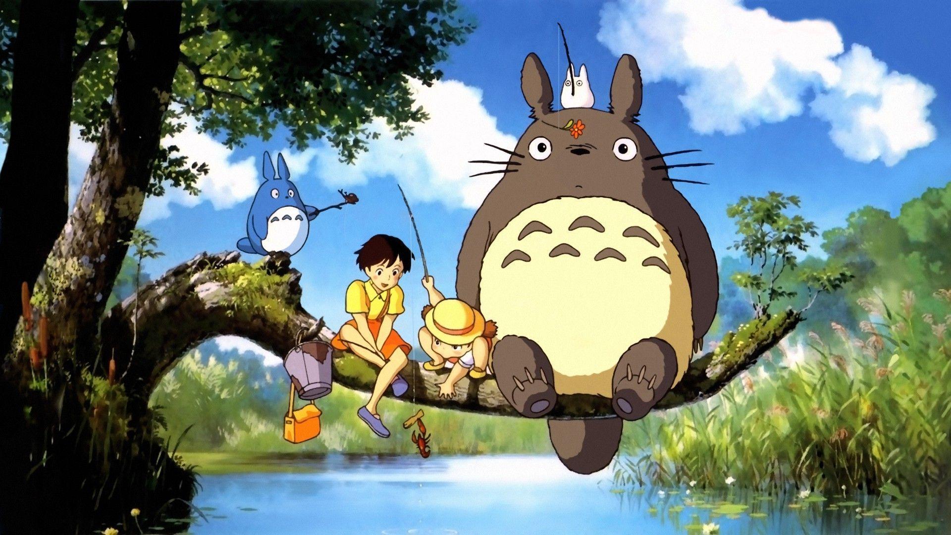 My Neighbor Totoro Wallpapers HD Download 1920x1080 Wallpaper 43