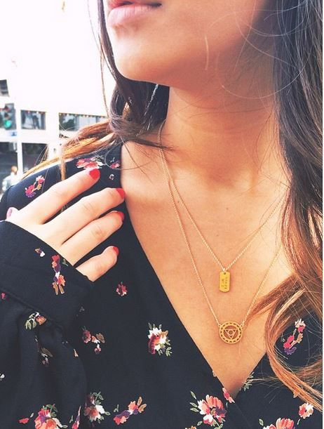 Cute necklaces. Get them from Dogeared with a student discount at http://www.studentrate.com/