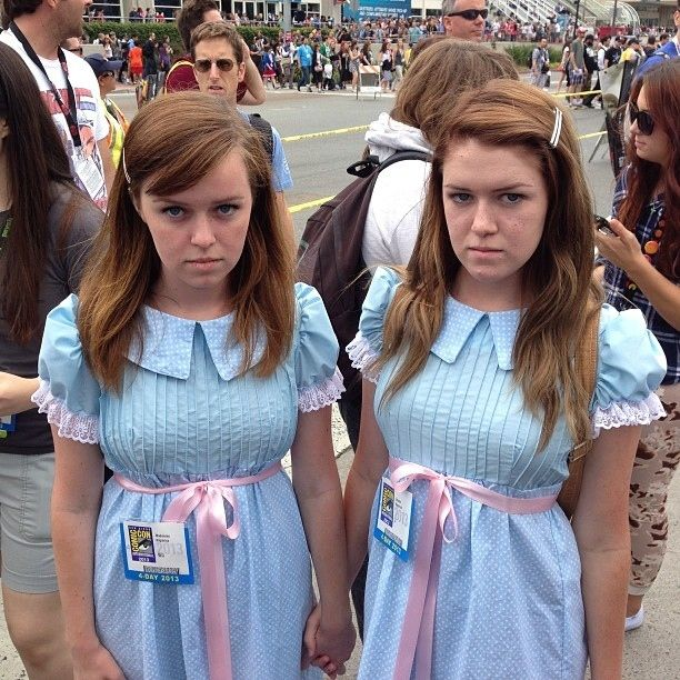 ComicCon Couples Who Totally Nailed This Cosplay Thing Comic - 28 awesome halloween costumes couples