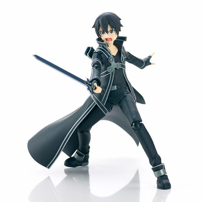 Sword Art Online Kirito Figure Model Toy Inspired by Sword Art Online