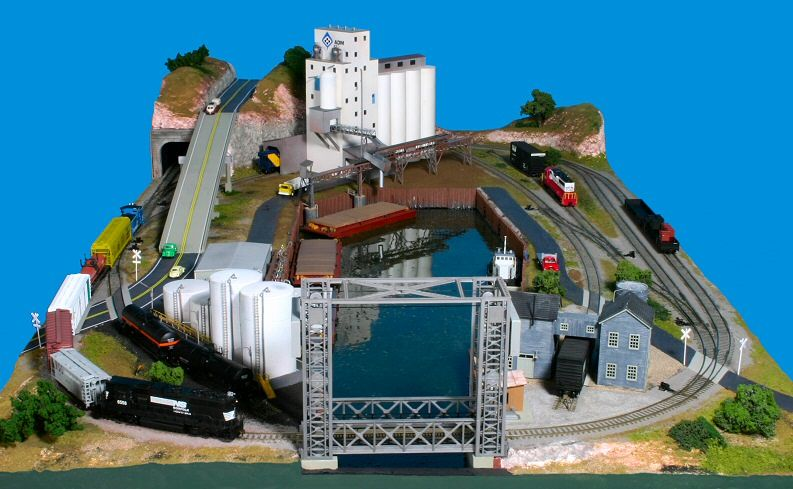 Gateway NMRA 2014 Kitbash Contest: Kits Distributed at the