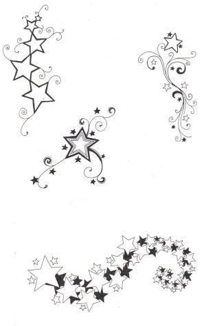 Hearts And Stars Tattoo Designs Wwwvaloblogicom