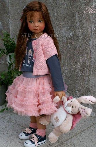 Adalie, Angela Sutter doll
