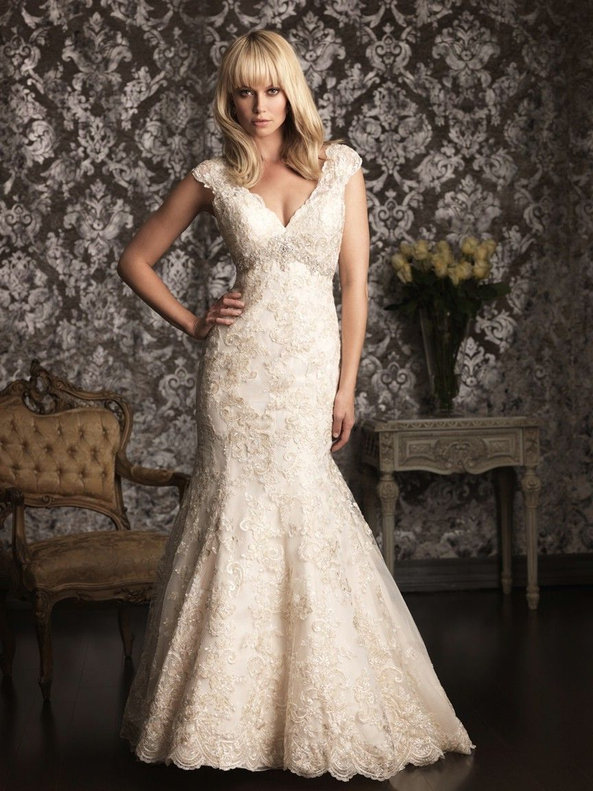 Allure wedding dresses style wedding dress ideas