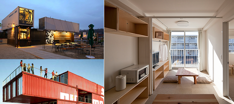 Arqcontainer arquitectura basada en contenedores for Diseno de oficinas con contenedores