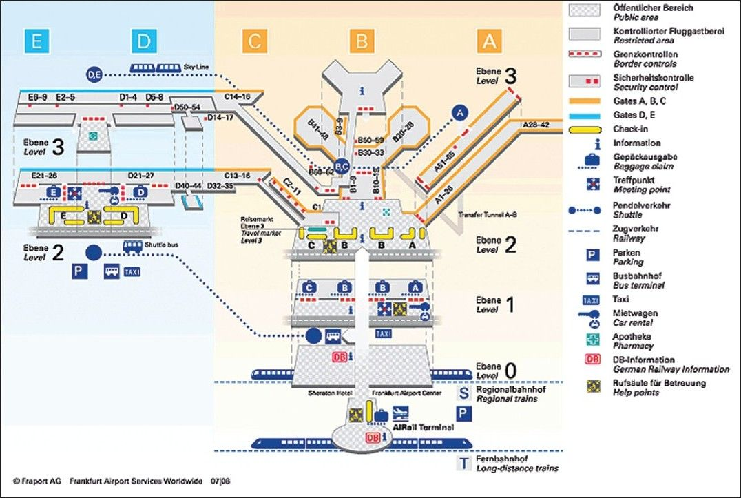 International Airports In Germany Map.Image Result For Frankfurt International Airport Map Xmas Markets