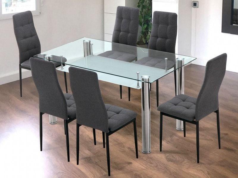 15+ Conjunto mesa y 6 sillas comedor ideas