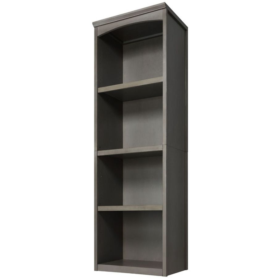 Allen Roth 76 In Rustic Gray Wood Closet Tower Master