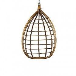 Ikea Hang Stoel.Hangstoel Broste Copenhagen Eggchair Rotan Conidesign Hangende