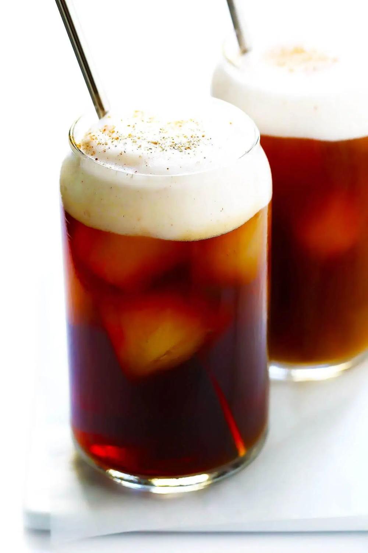 Pumpkin Cream Cold Brew (Starbucks Copycat) Recipe