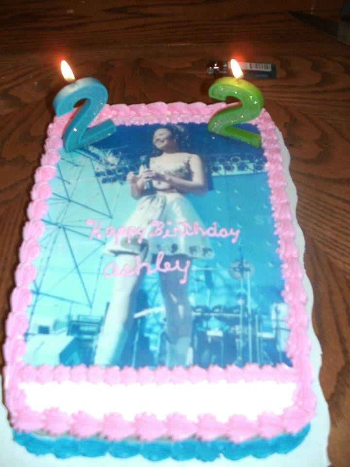 My 22nd Birthday Cake 22 Pinterest 22nd Birthday Cakes 22