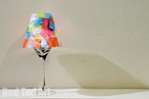 Eric Carle Crafts - Lampshade