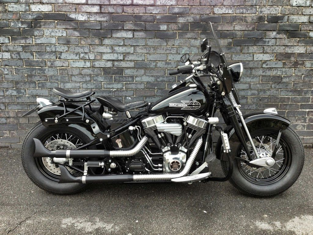 Warr's Kings Road Customs - AAB Bobber
