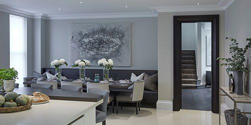 Wentworthsophie Paterson Interiors  Dining Area Kitchens And Unique Living Room Design Tools Design Inspiration