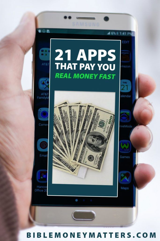 Free Apps That Pay Real Money