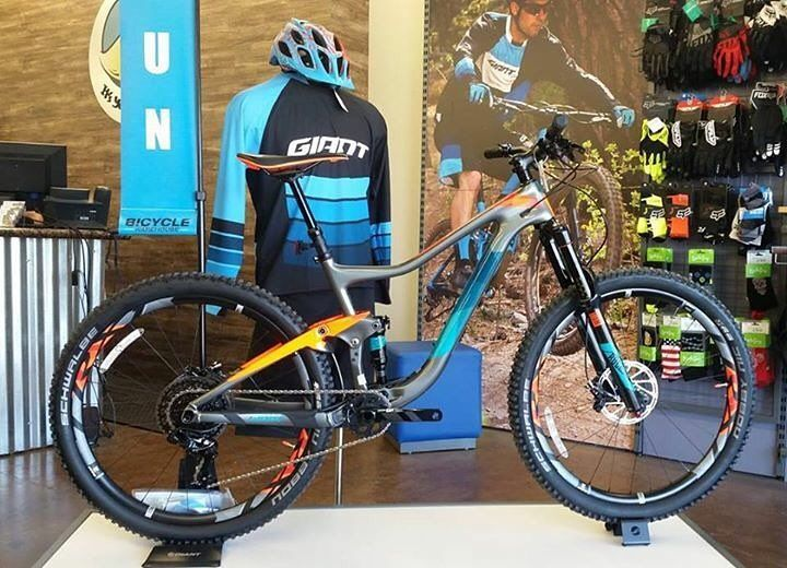 Ohhhh What S That Anew 2017 Giant Trance Advanced
