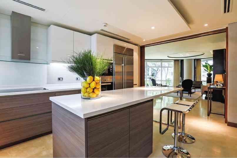 From the philippines a high end siematic kitchen in the for Siematic kitchen design