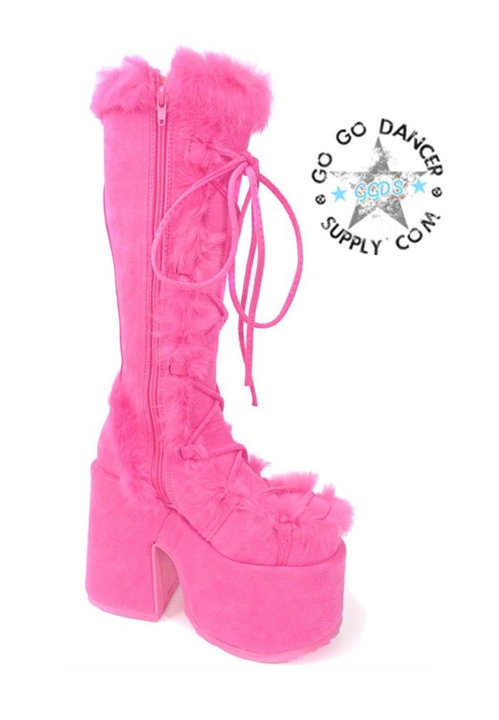 7bd4cb5a00dc0 Pink Camel 311 Gogo Boots in 2019 | Sick Kicks. Perfect Shoes ...