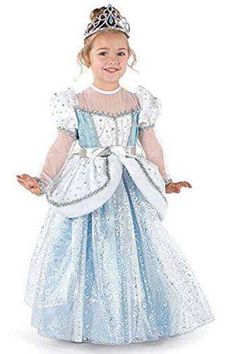 Hallowkid Girls Kids Children Cinderella Fancy Princess P... //. amazon.com/dp/B016855AFU/refu003dcm_sw_r_pi_dp_x_7EO8xbBWKZJA5  sc 1 st  Pinterest & Hallowkid Girls Kids Children Cinderella Fancy Princess P... https ...